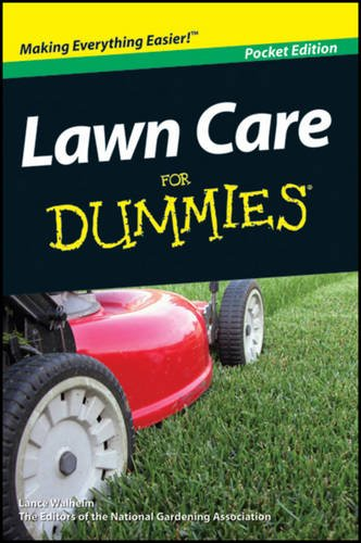 9780470450970: Lawn Care For Dummies
