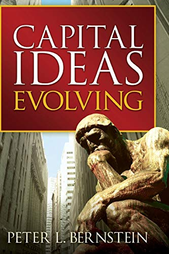 9780470452493: Capital Ideas Evolving
