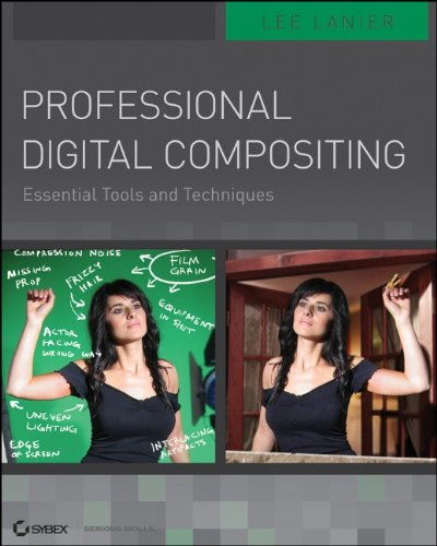 9780470452615: Professional Digital Compositing: Essential Tools and Techniques