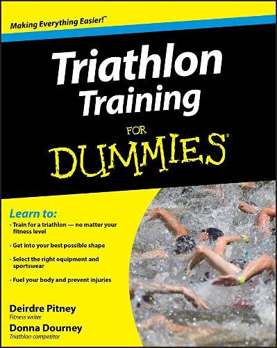 9780470453032: Triathlon Training for Dummies, Epub Edition