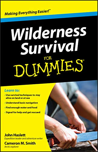 9780470453063: Wilderness Survival for Dummies