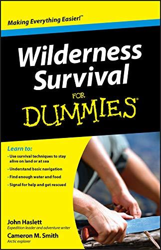 9780470453063: Wilderness Survival For Dummies