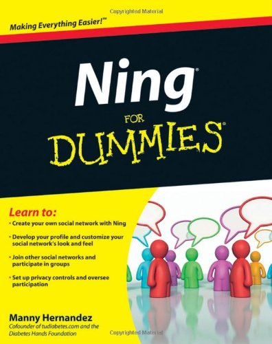 9780470453179: Ning For Dummies