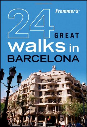 9780470453735: Frommer's 24 Great Walks in Barcelona