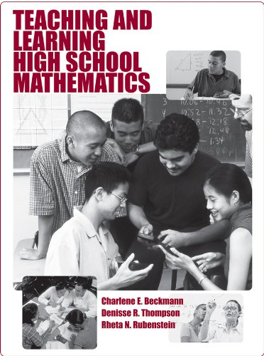 9780470454503: Teaching and Learning High School Mathematics