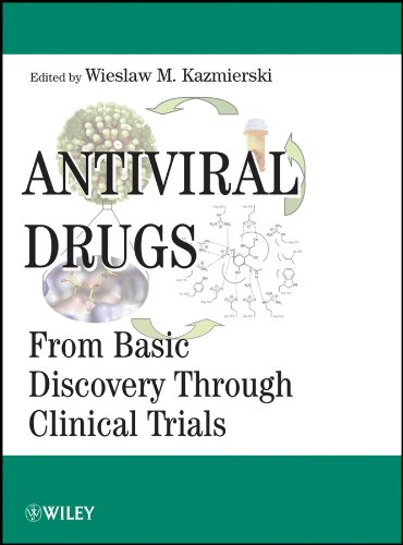 9780470455630: Antiviral Drugs: From Basic Discovery Through Clinical Trials