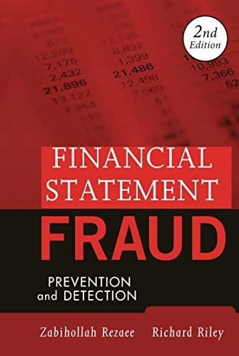 9780470455708: Financial Statement Fraud: Prevention and Detection