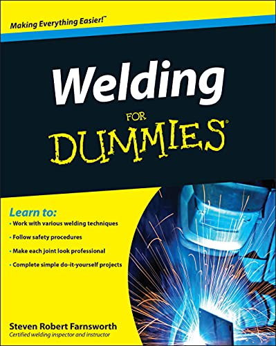 9780470455968: Welding for Dummies