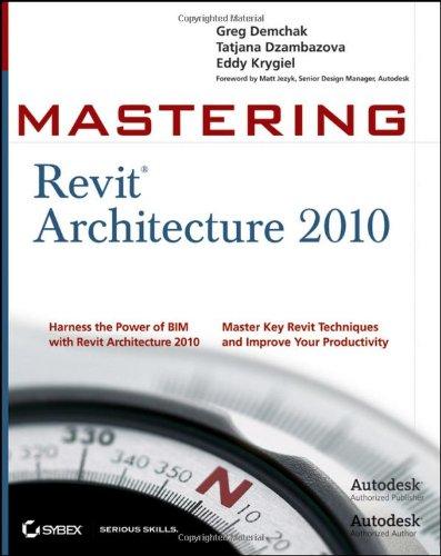 9780470456491: Mastering Revit Architecture 2010