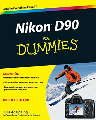 9780470457726: Nikon D90 For Dummies�