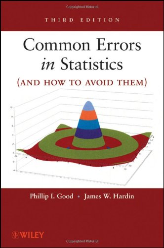 9780470457986: Common Errors in Statistics (and How to Avoid Them)