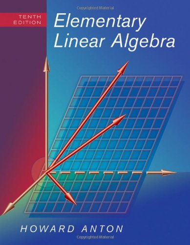 9780470458211: Elementary Linear Algebra