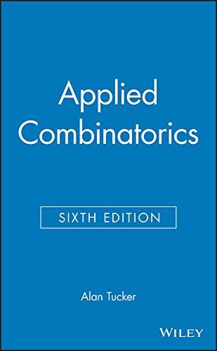 9780470458389: Applied Combinatorics