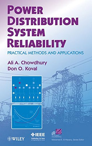 9780470459348: Power Distribution System Reliability: Practical Methods and Applications (IEEE Press Series on Power Engineering)