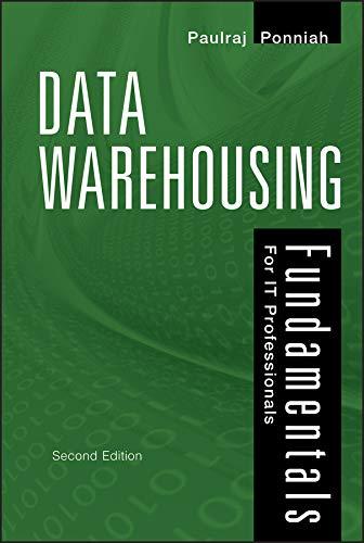 9780470462072: Data Warehousing Fundamentals for IT Professionals