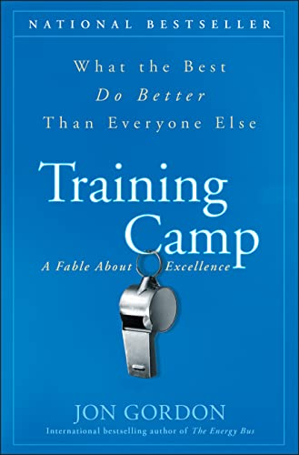 9780470462089: Training Camp: What the Best Do Better Than Everyone Else