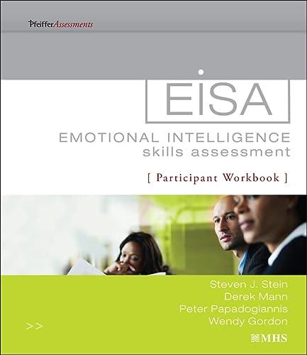 9780470462102: Emotional Intelligence Skills Assessment (EISA) Participant Workbook