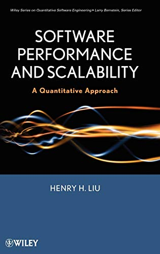 9780470462539: Software Performance and Scalability (Quantitative Software Engineering Series)