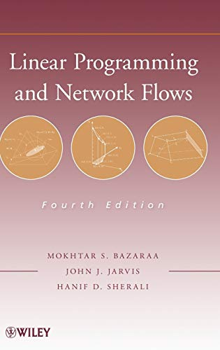 9780470462720: Linear Programming and Network Flows