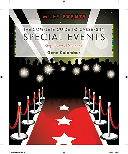 9780470463253: The Complete Guide to Careers in Special Events