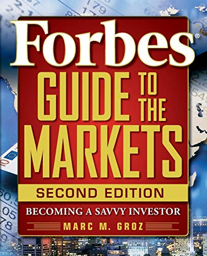 9780470463383: Forbes Guide to the Markets: Becoming a Savvy Investor
