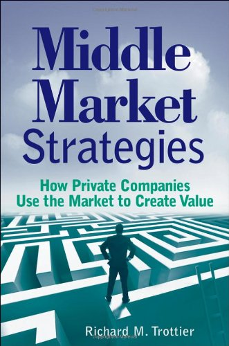 9780470464571: Middle Market Strategies: How Private Companies Use the Markets to Create Value