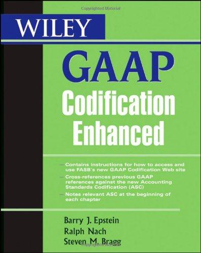 9780470464717: Wiley GAAP Codification Enhanced