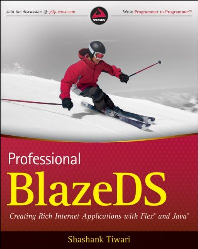 9780470464892: Professional BlazeDS: Creating Rich Internet Applications with Flex and Java