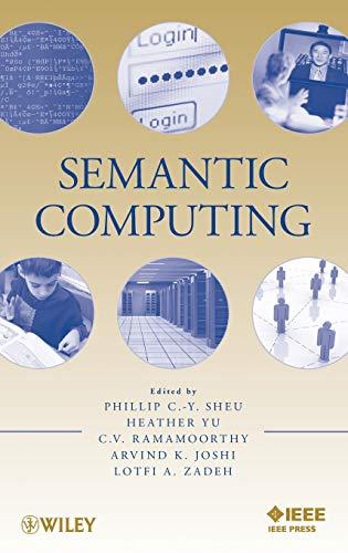 Semantic Computing: Phillip C. -Y.