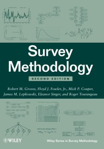 9780470465462: Survey Methodology