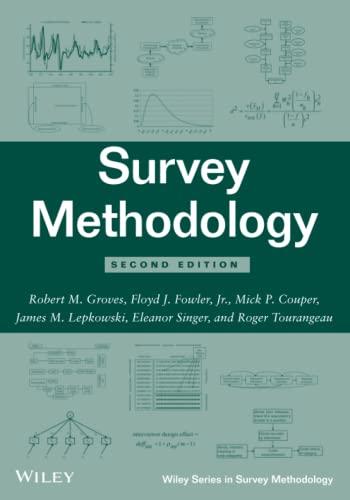 9780470465462: Survey Methodology