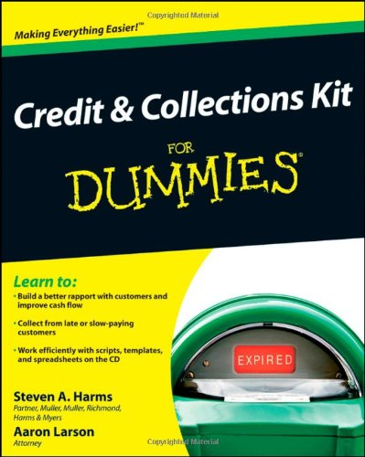 9780470465950: Credit and Collections Kit For Dummies
