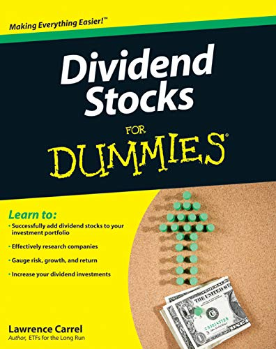 9780470466018: Dividend Stocks For Dummies