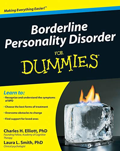 9780470466537: Borderline Personality Disorder for Dummies