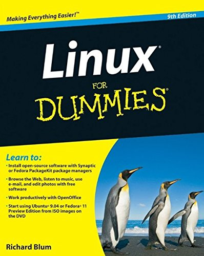9780470467015: Linux For Dummies, 9th Edition
