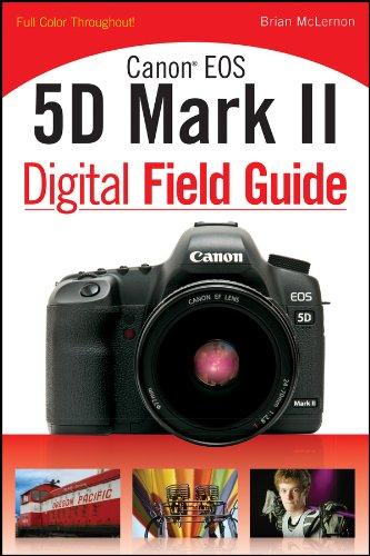 9780470467145: Canon EOS 5D Mark II Digital Field Guide