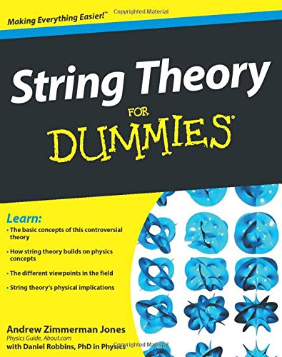 9780470467244: String Theory For Dummies