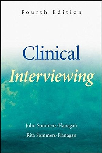 9780470467350: Clinical Interviewing