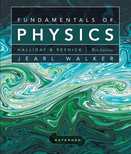 9780470469088: Fundamentals of Physics: Extended Ed