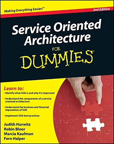 9780470469941: Service Oriented Architecture (Soa) for Dummies