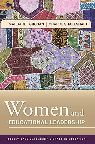9780470470435: Women and Educational Leadership