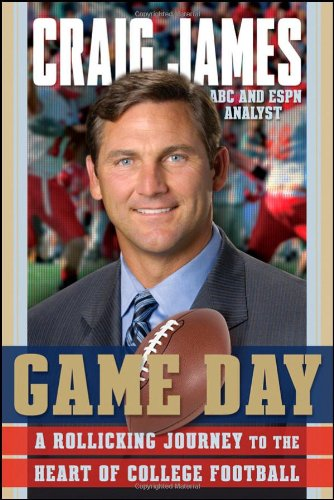 9780470470565: Game Day: A Rollicking Journey to the Heart of College Football