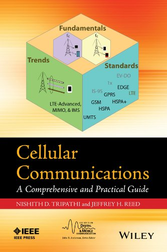 9780470472071: Cellular Communications: A Comprehensive and Practical Guide (IEEE Series on Digital & Mobile Communication)