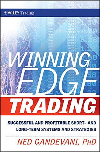 9780470472750: Winning Edge Trading: Successful and Profitable Short- and Long-Term Trading Systems and Strategies