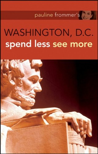 9780470473597: Pauline Frommer's Washington D.C. (Pauline Frommer Guides)