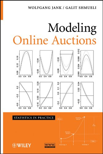 9780470475652: Modeling Online Auctions (Statistics in Practice)