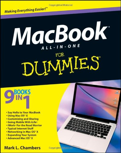 9780470475683: MacBook All-in-One For Dummies