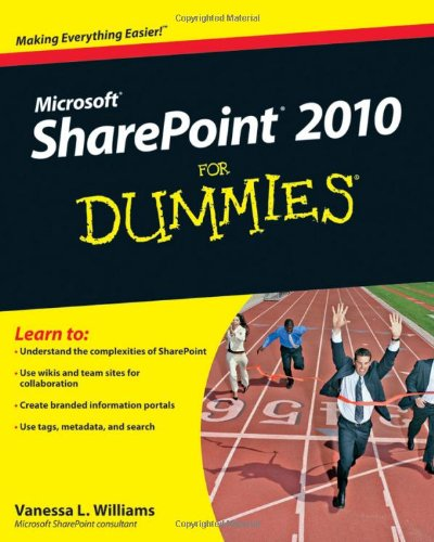 9780470476437: SharePoint 2010 For Dummies