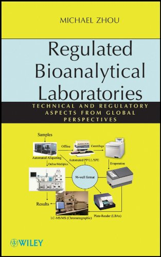 9780470476598: Regulated Bioanalytical Laboratories: Technical and Regulatory Aspects from Global Perspectives