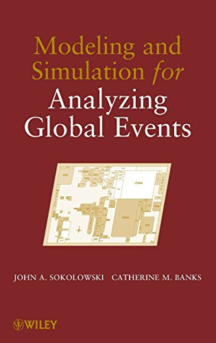 9780470478417: Modeling and Simulation for Analyzing Global Events